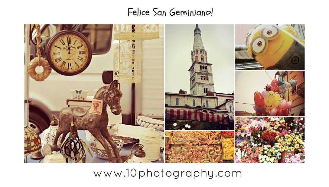 """The italian city of Modena celebrates its Patron Saint """" San Geminiano"""" - 31 January"""