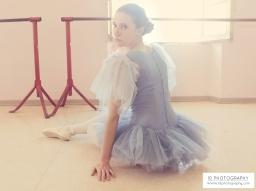 Ballerina time!